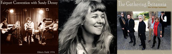 Fairport Convention, Sandy Denny, Gathering Brittania